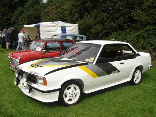 The Opel Manta thread! - Page 3 - boards ie