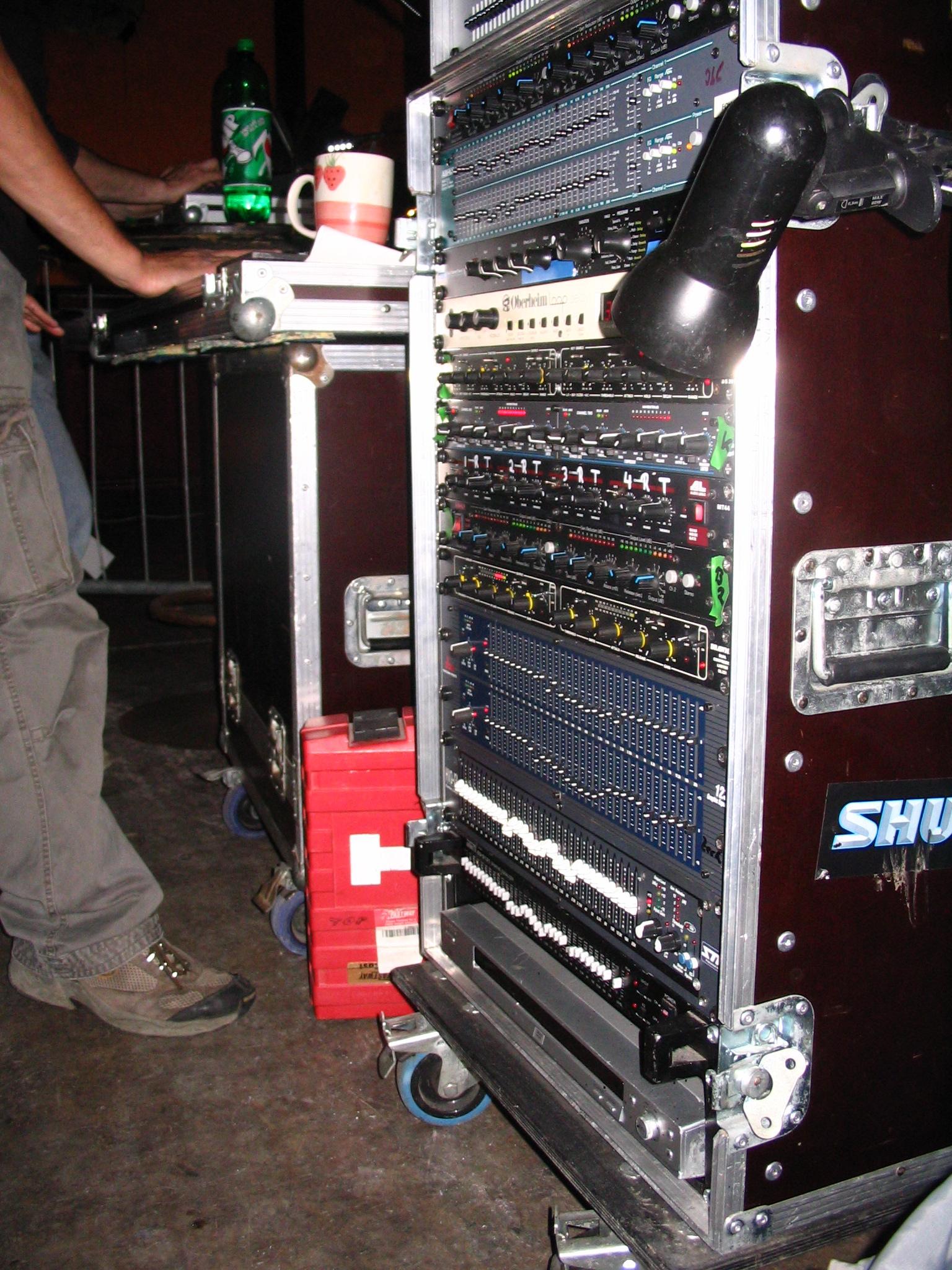 Dbx 1231: Studio Gear Hire