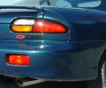 Euro Camaro rear