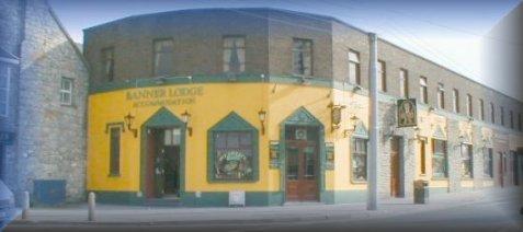 Banner Lodge Banner Lodge  The Market Square, Ennis