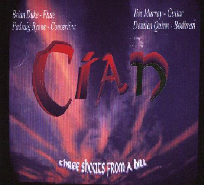 Cian - Ireland's Newest Celtic Band