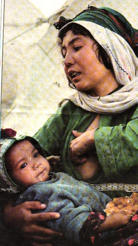 afghan-woman-and-child