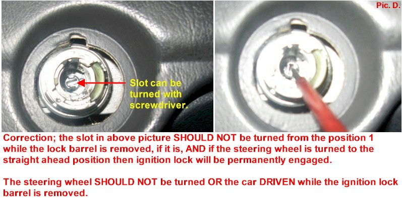 Ignition key wont turn mercedes benz owners 39 forums for Mercedes benz ignition key won t turn