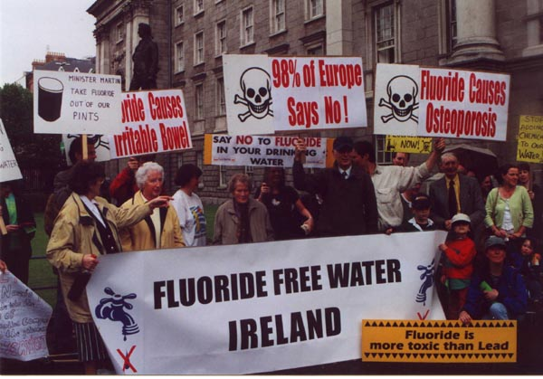 fluorid march in ireland