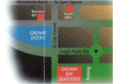 Galway Bay Sea Foods Ltd : Smoked Salmon by mail order