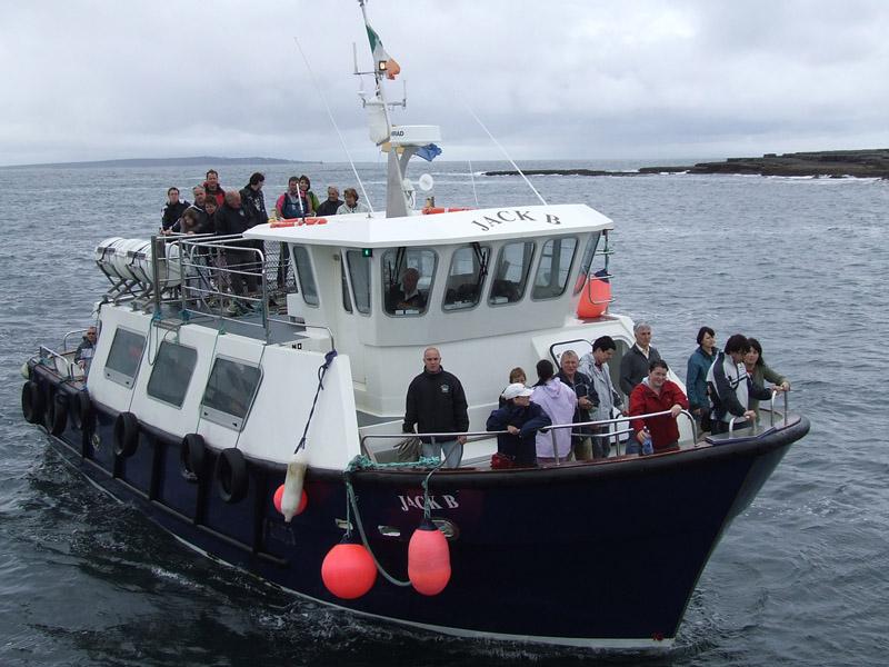 Aran Islands Ferries Galway