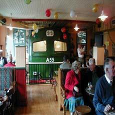 Hell 39 S Kitchen Railway Museum Bar Castlerea Co Roscommon