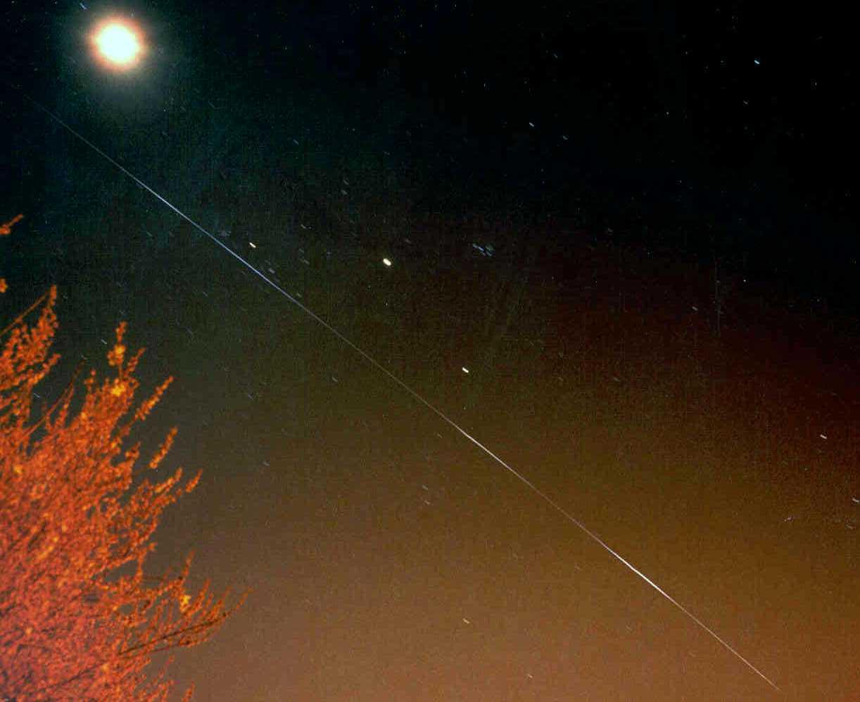 IAS Artificial Satellites