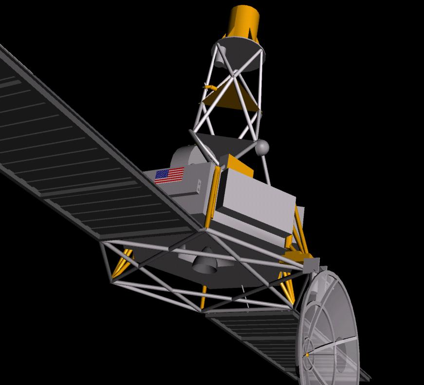 mariner 2 space probe - photo #9