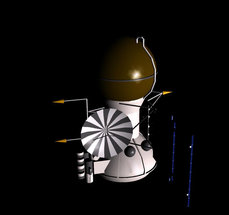 venera 9 spacecraft - photo #5