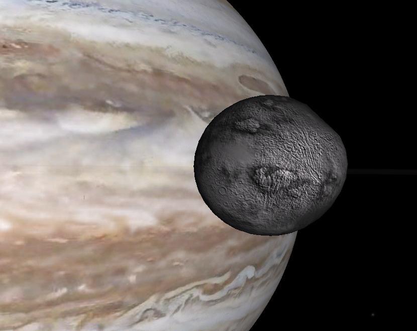 jupiter moon thebe - photo #12
