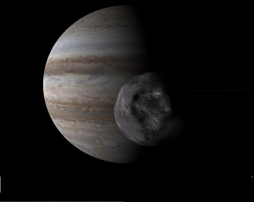 jupiter moon thebe - photo #17