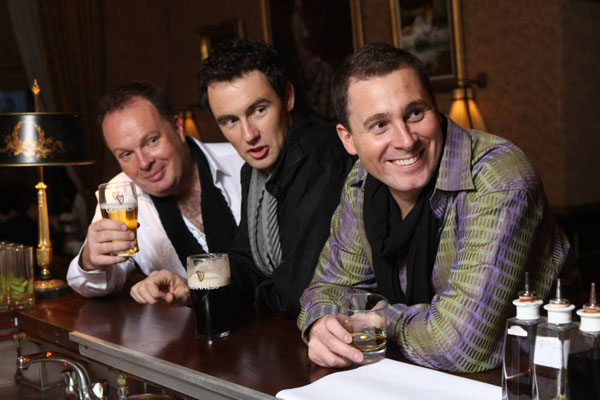the three irish tenors