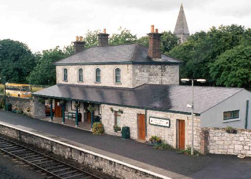 Ballymote Station