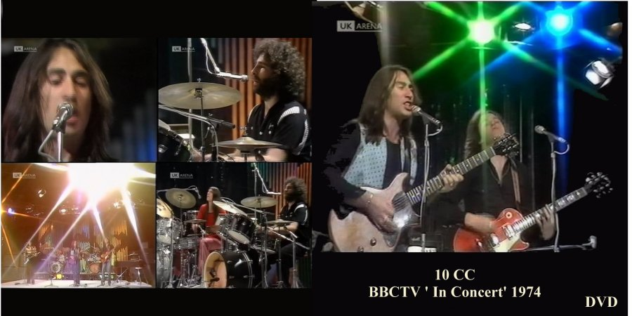 BBC In Concert   10cc (21st August 1974) [DVDRip (XVID)] preview 0