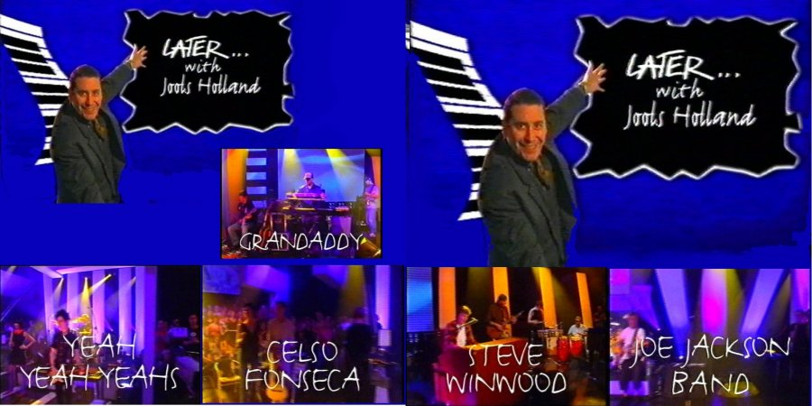 Later   With Jools Holland   S21E05 (13th June 2003) [TVRip(XVID)] preview 1