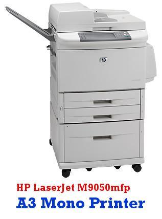 Hp Laserjet M9050 Mfp A3 Mono Printer