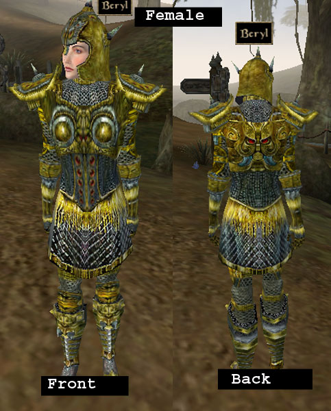 Morrowind mods sexy ice armor