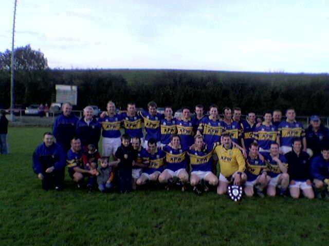 2004 Junior League Champions