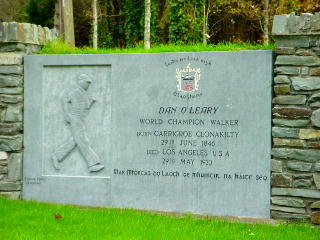 Monument of Dan O'Leary