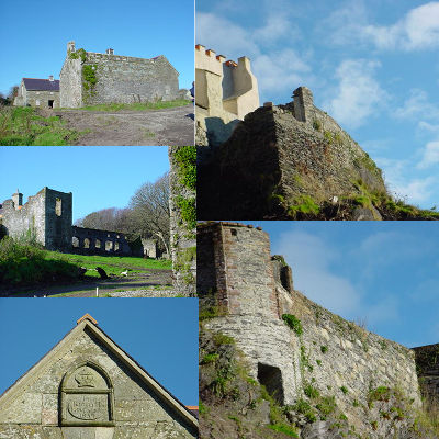 Rathbarry Castle