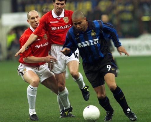 Manchester United RedWeb3 Treble Winners 1998 1999