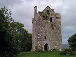 Image result for Clondagoff Castle, or Cregg Castle