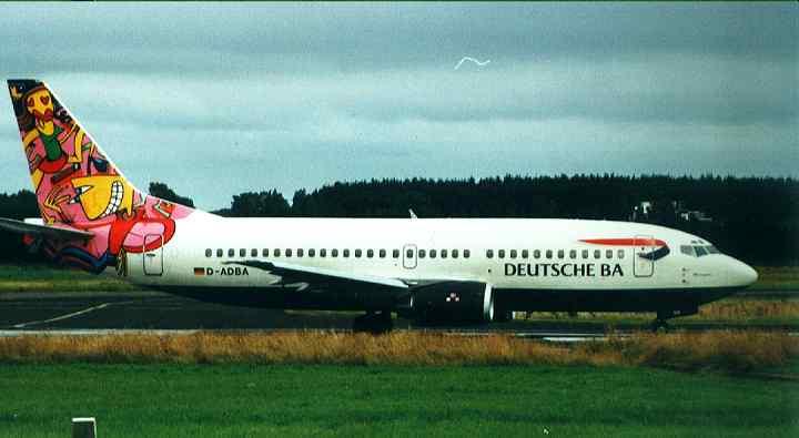 deutsche british airways
