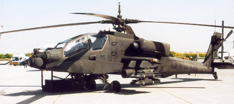 Armée Emirati/Union Defence Force (UAE) - Page 39 AH-64UAE