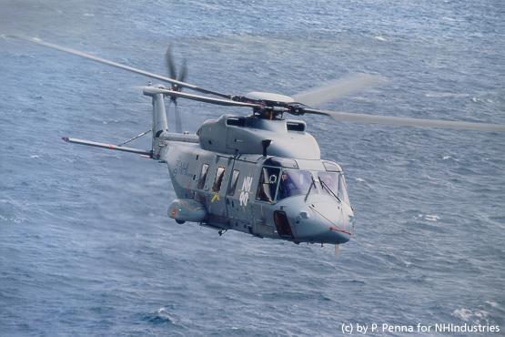 Elicottero 90 : Nhi nh elicottero multiruolo militari