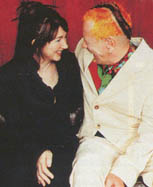Kate & John Lydon