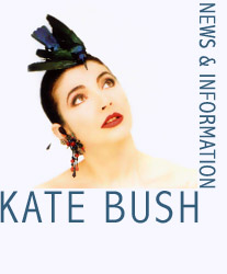 Kate Bush - News