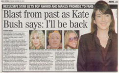 Daily Express 30/10/01
