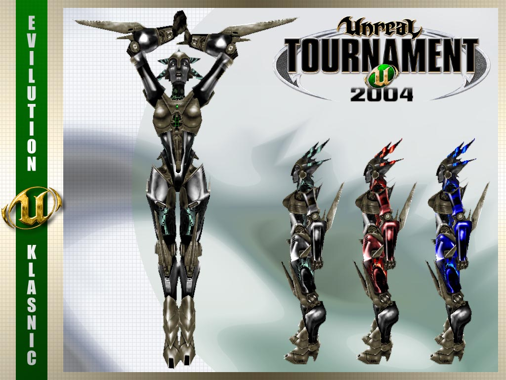 Torrent Unreal Tournament 2004 Matrix Skin