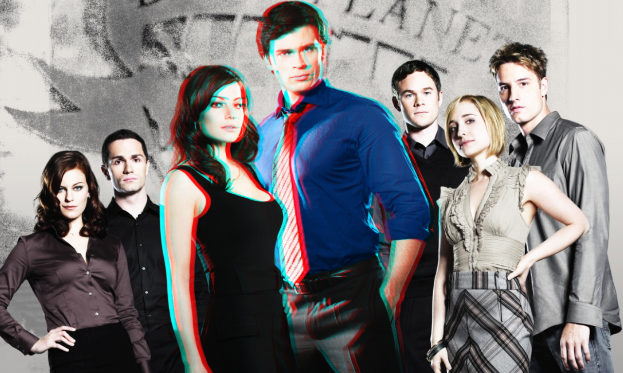 Why Smallville will always be my own personal kryptonite ...  |Smallville